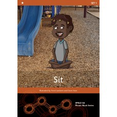 *NEW* SPELD SA Phonic Books - Set 1