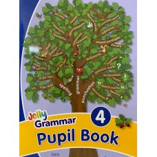 Jolly Grammar coloured pupil book 4
