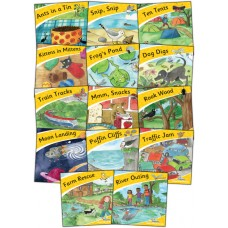 Jolly Phonics Little Word Books
