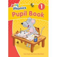 Jolly Phonics Colour Pupil Book 1 2020 Edition