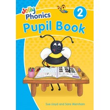 Jolly Phonics Colour Pupil Book 2 2020 Edition