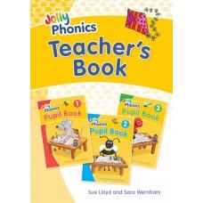 Jolly Phonics Colour Teacher's Book 2020 Edition