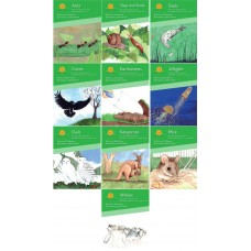 Sounds~Write Informational Texts: Animal Series: 10 books