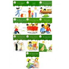 Sounds~Write Initial Code Units 8 – 11 readers: 10 books