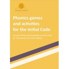 Sounds~Write Phonics Games and Activities for Initial Code