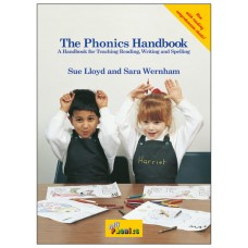 The Phonics Handbook (precursive font)