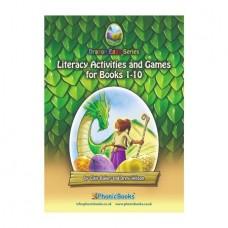 Dragon Eggs Series Workbook