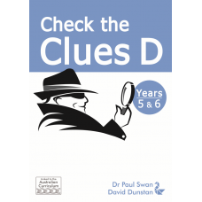 Check The Clues D (Years 5 - 6)