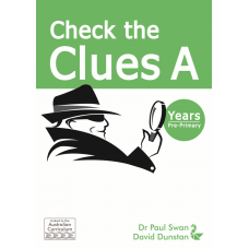 Check the Clues A (Pre-Primary)
