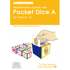 Mathematics Games with Pocket Dice A