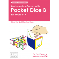 Mathematics Games with Pocket Dice B