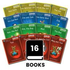 Dandelion Launchers Pack 2 (Sets 4-7)
