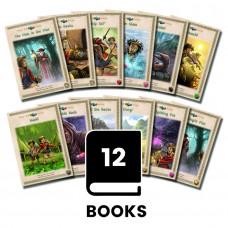 Dandelion The Magic Belt series