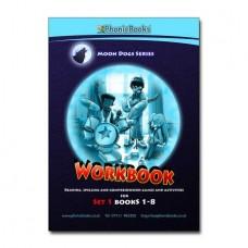 Dandelion Moon Dogs Series Set 1 Workbook