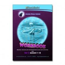 Dandelion Moon Dogs Series Set 2 Workbook