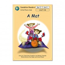 Dandelion Readers 1-10 Pack 2- A mat - SET 2
