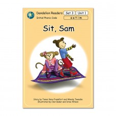 Dandelion Readers 1-10 Pack 3- Sit Sam - SET 3