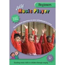 Jolly Music Player, Beginners