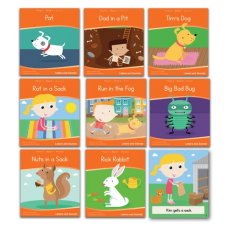 Letters and Sounds Phase 2 Decodable Readers