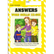 Fitzroy Word Skills 2x (11x-20x) Answer Book