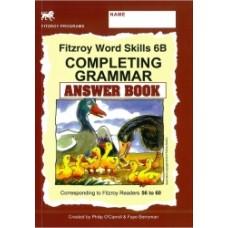 Fitzroy Word Skills 6b (56-60) - Answer Book