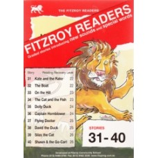 Fitzroy Readers 31-40