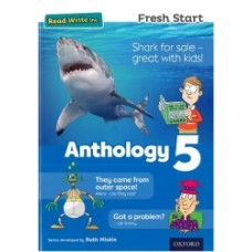 Fresh Start  Anthologies - Volume 5