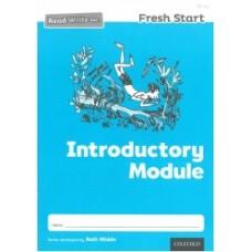 Fresh Start Introductory Module