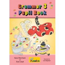 Jolly Grammar coloured pupil book 3