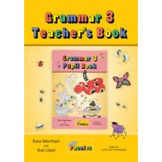 Jolly Grammar coloured teacher book 3