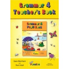Jolly Grammar coloured teacher book 4