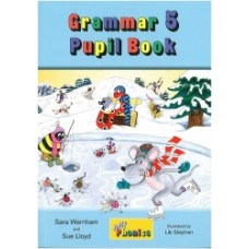 Jolly Grammar coloured pupil book 5