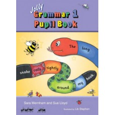 Jolly Grammar coloured pupil book 1