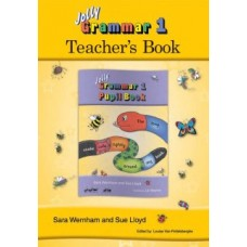 Jolly Grammar coloured teacher book 1