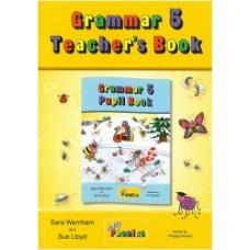 Jolly Grammar coloured teacher book 5