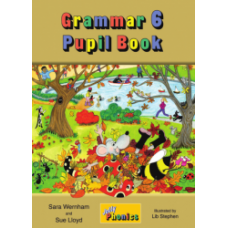 Jolly Grammar coloured pupil book 6