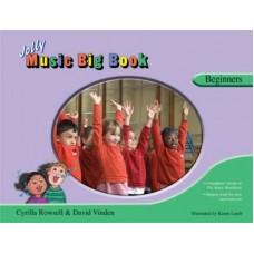 Jolly Music Big Book - Beginners