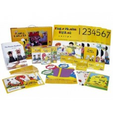 Jolly Phonics Starter Kit with DVD (Extended)