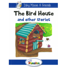 Jolly Phonics Paperback Readers Level 4, The Bird House and other stories