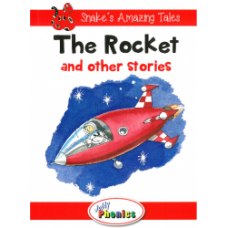Jolly Phonics Paperback Readers Level 1, The Rocket and other stories