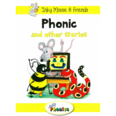 Jolly Phonics Paperback Readers Level 2, Phonic and other stories