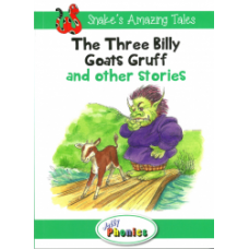 Jolly Phonics Paperback Readers Level 3, The Three Billy Goats Gruff and other stories