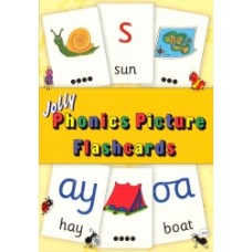 Jolly Phonics Picture Flashcards