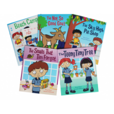 Little Learner Books, Stage 7 Unit 1
