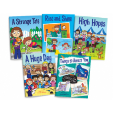 Little Learner Books, Stage 7 Unit 4