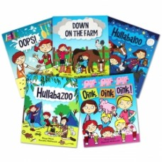 Little Learner Books, Stage 7 Unit 3