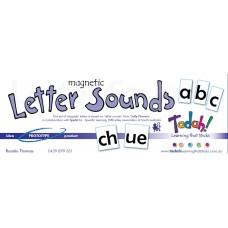Tadah Magnetic Letter Sounds