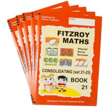 Fitzroy Maths Consolidating 21-25