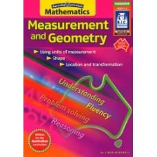 Australian Curriculum Mathematics resource book: Measurement and Geometry Foundation