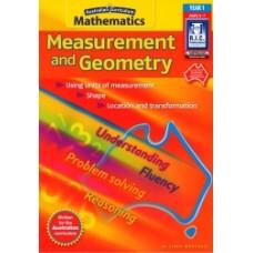 Australian Curriculum Mathematics resource book: Measurement and Geometry Year 1